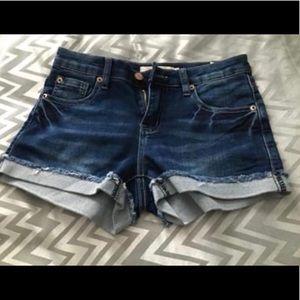 Lovely denim jean short
